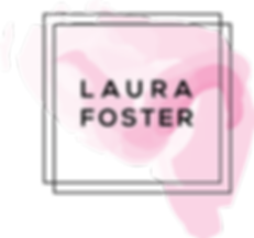 A logo/link to Laura Foster Store
