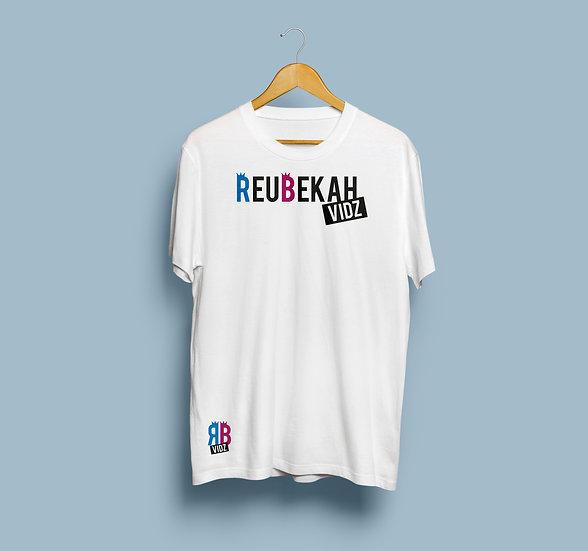 ReuBekah Vidz T-shirt