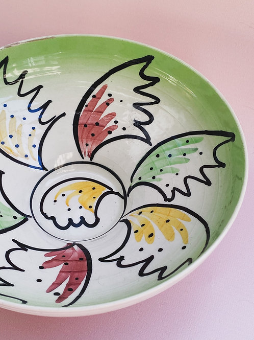 Bowl Matisse Style