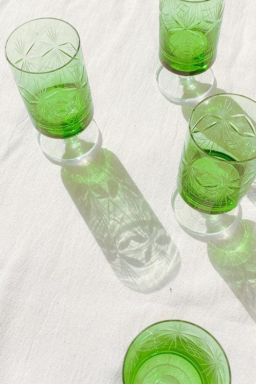 Copa green tallada