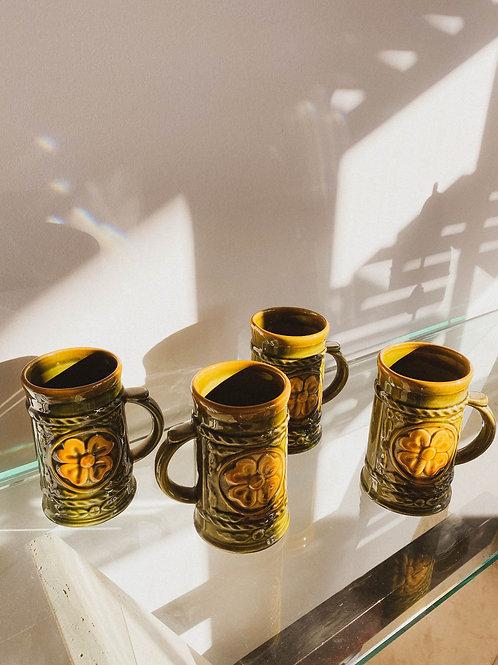 Mugs de ceramica