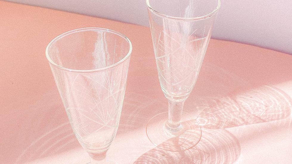 Copas Talladas Transparentes