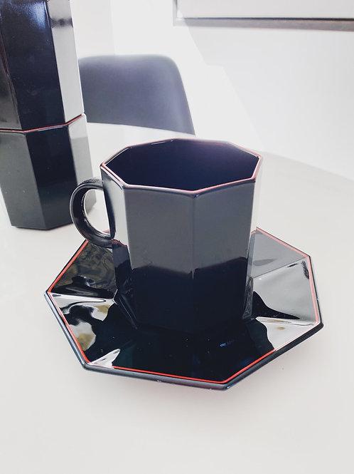 Tazas de té Arcoroc Francesas x2
