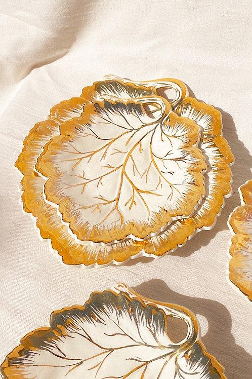 Leaf bandeja