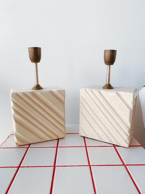 Veladores nórdicos 80´s square