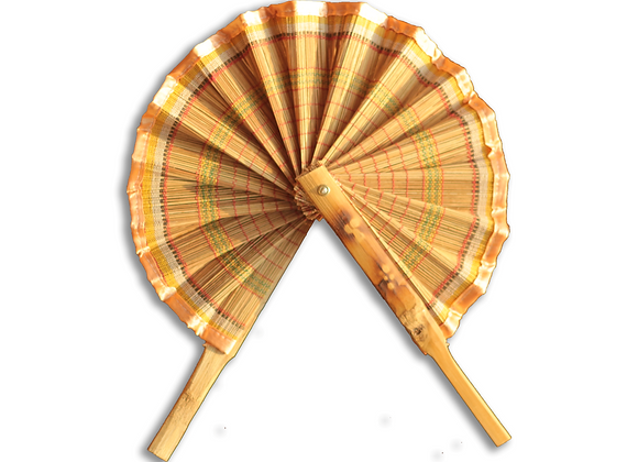Bamboo Hand Fan 1