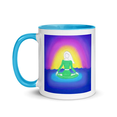 """Grateful For This Day"" Full Color Mug"