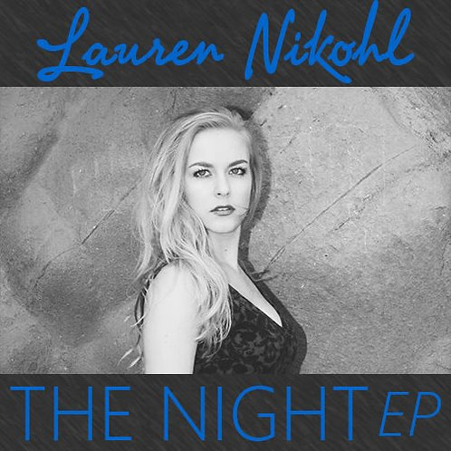 The Night EP - Autographed CD