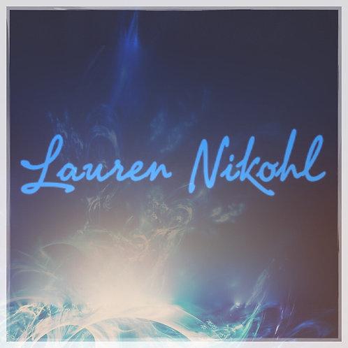 Lauren Nikohl Sticker