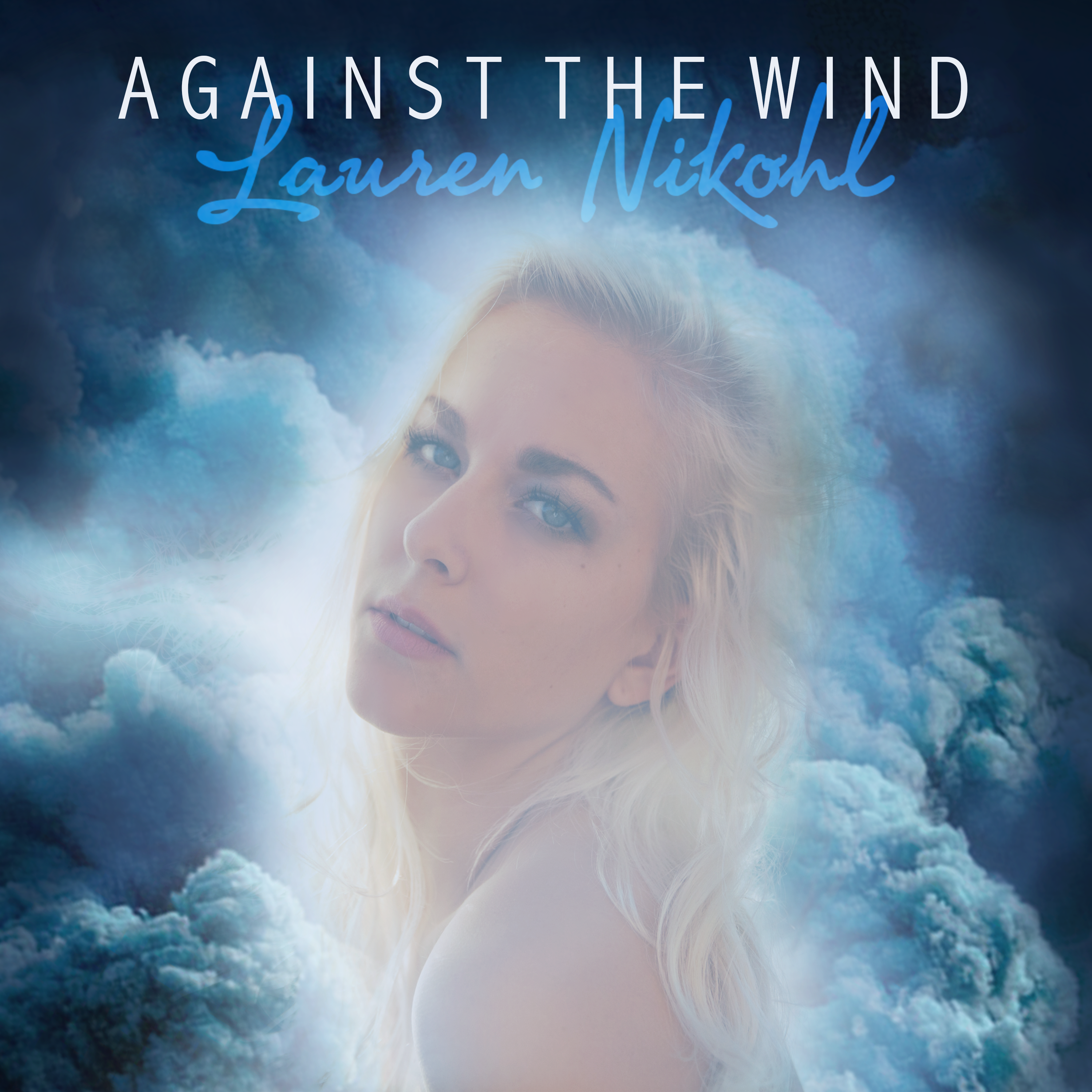 against the wind cover art