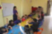 FundaMaya Preschool Nutrition Centers