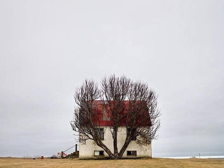Saturday Writing Prompt - 15th February - Old House