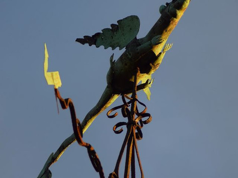 Saturday Writing Prompt -16th January - The Weather Vane