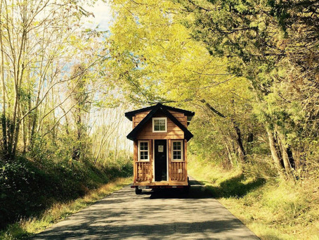 Saturday Writing Prompt - 25th April - Tiny House