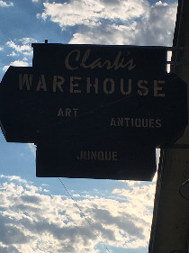 Saturday Writing Prompt -14th August -Junque Store