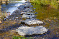 Saturday Writing Prompt -15th May - Stepping Stones