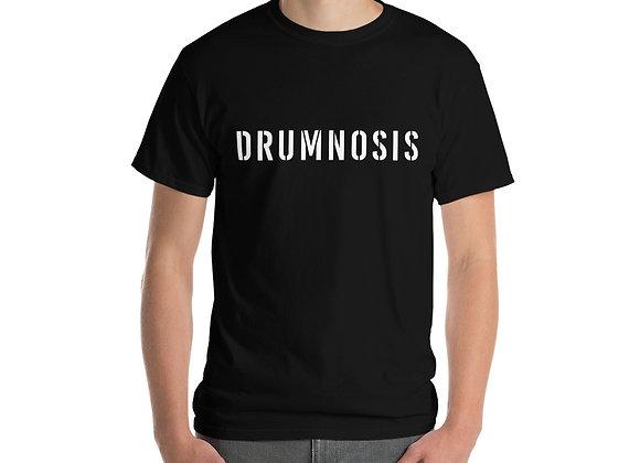 Drumnosis Men's Black T-Shirt
