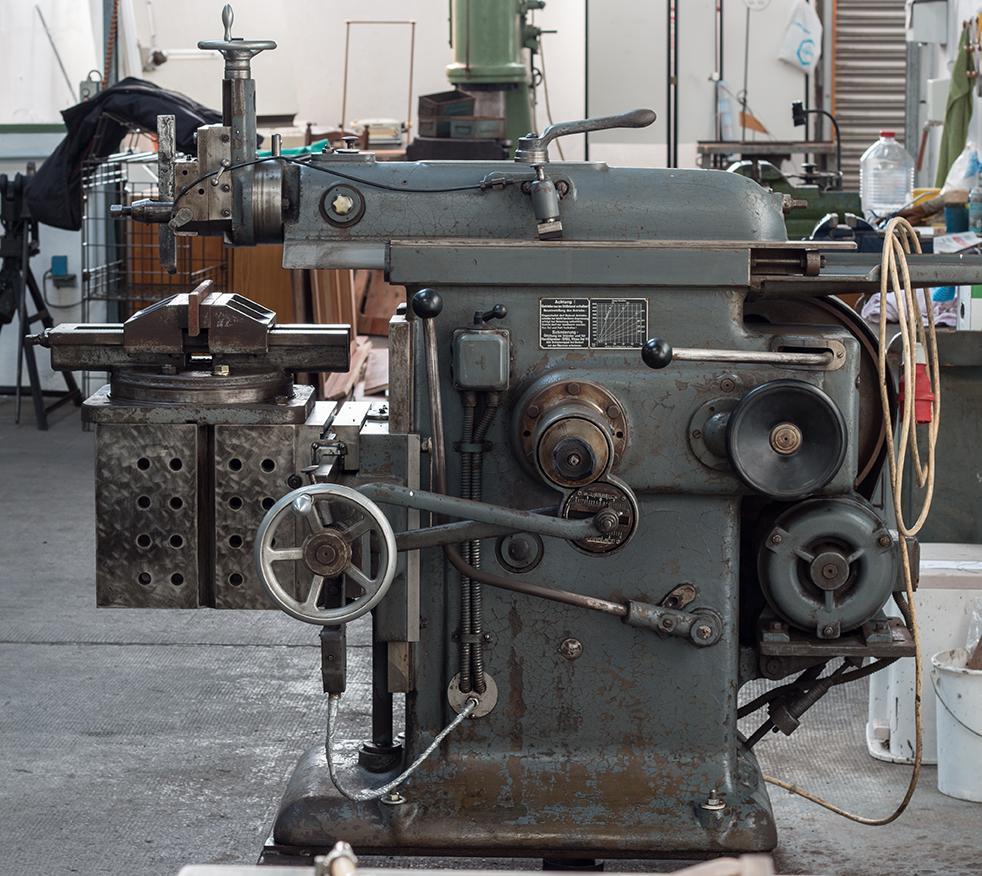 Kurzhobelmaschine