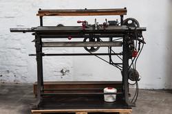 Industrie Strickmaschine