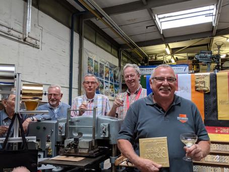 Tag der offenen Tür in Hückeswagen : 3-Städte-Depot stellt historische Maschinen vor