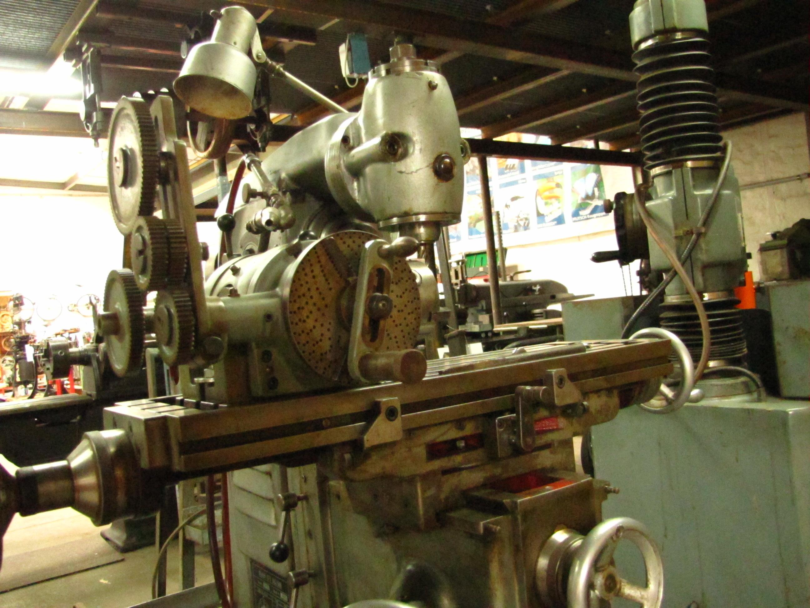 Fräsmaschine