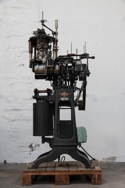 Strumpfstrickmaschine
