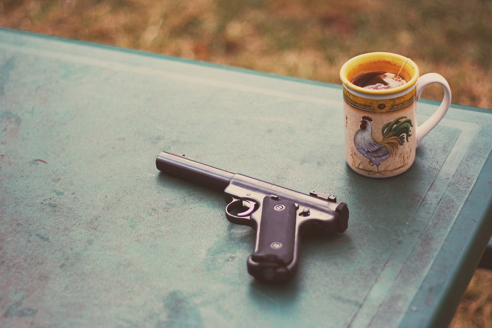 Tea and a Pistol