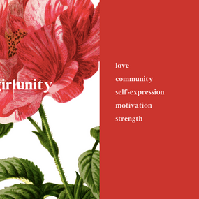 Editor and Writer for the Girlunity E-Book