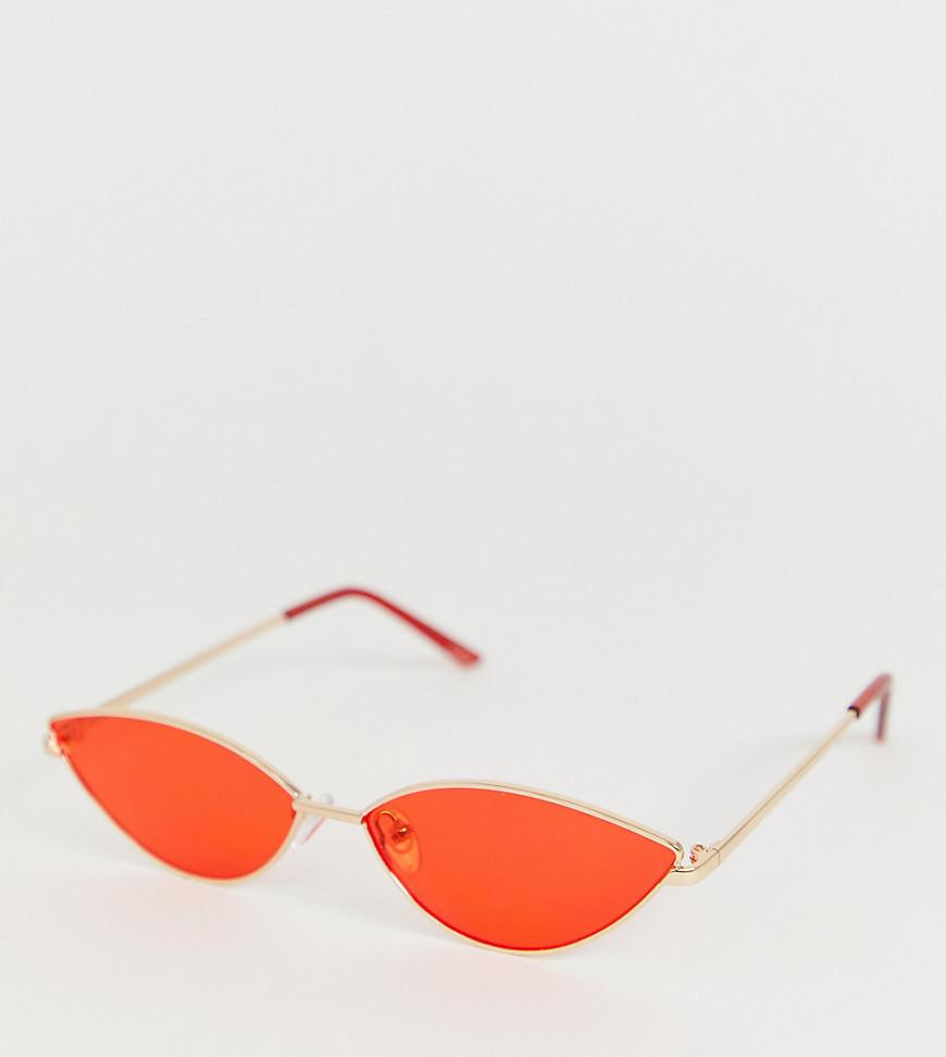 Asos angular sunglasses