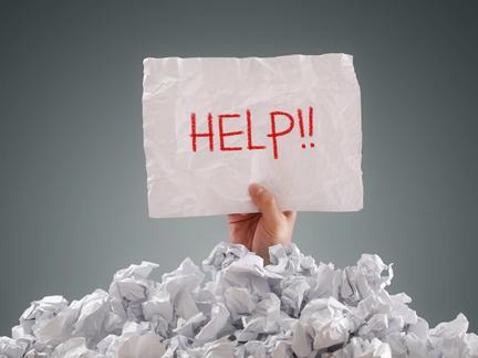 Dicas para organizar documentos e papeladas em geral
