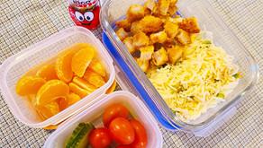 Segue aqui ótimas opções para o almoço e lanchinho das crianças na escola!