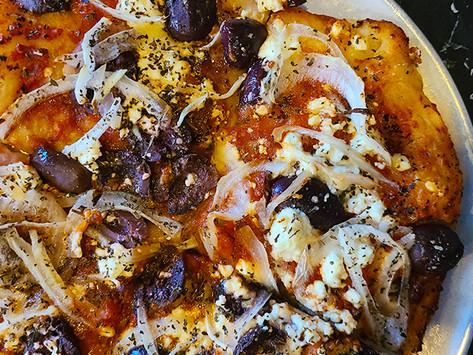 Salvatore's Pizzaiolo Trattoria, a verdadeira pizza italiana em Halifax