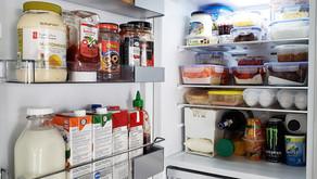10 dicas fáceis para você organizar a geladeira e aproveitar melhor os alimentos