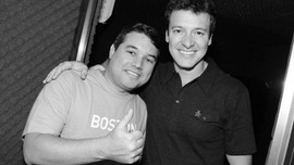 Sony and Rodrigo Faro