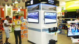POS Projects - Bravia TV