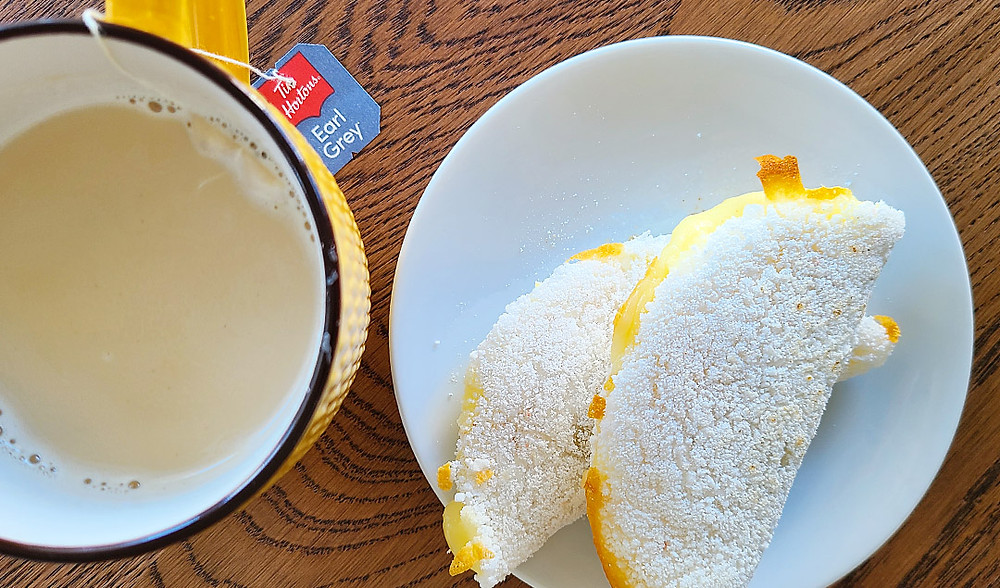 London Fog Tea Latte, o meu chá preferido no Canadá