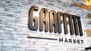 Graffiti Market, o primeiro restaurante IoT da América do Norte