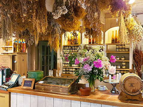 Tangled Garden, um lugar mágico para os amantes da cozinha e jardinagem