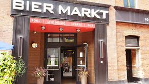 Bier Markt, o templo das cervejarias mais conhecidas do mundo