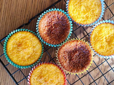 Minicupcake de tapioca para surpreender seus amigos Canadenses