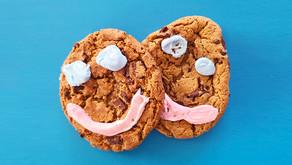 Compre um Smile Cookie e ajude a apoiar instituições de caridade locais