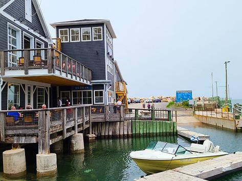 Halls Harbour Lobster Pound. Uma experiência gastronômica na mundialmente famosa Baía de Fundy
