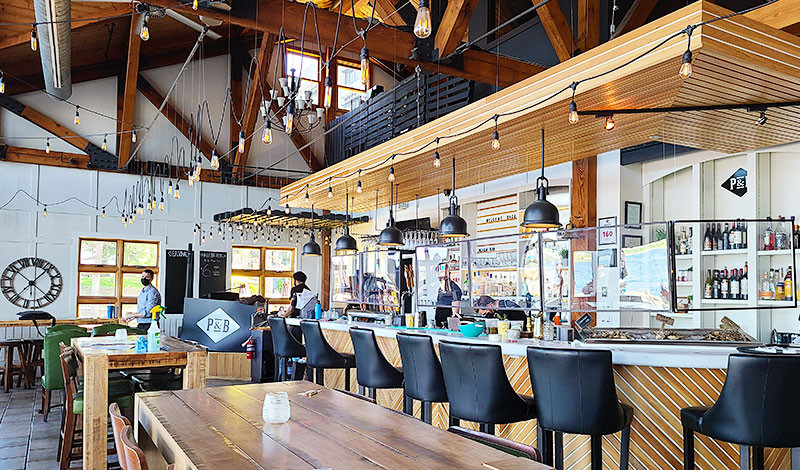 Pickford & Black Fresh Seafood & Oyster Bar Halifax