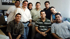 Internet pioneers in Brazil - 1998