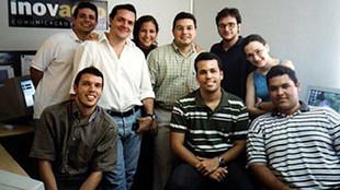 Internet pioneers in Brazil - 1998
