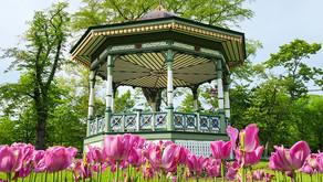 Halifax Public Gardens, um espaço para contemplar a natureza bem no meio da cidade