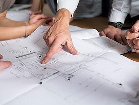 Etude faisabilité, plans maison 3D et permis de construire