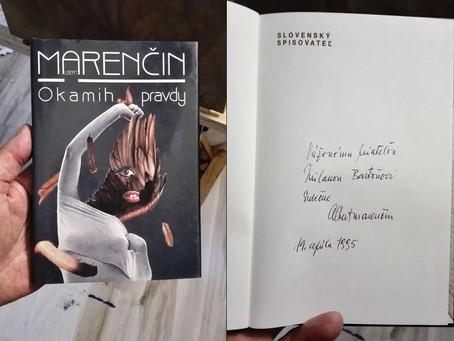 Okamihy pravdy s Albertom Marenčinom.