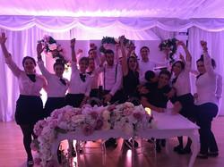 Love & Marriage team