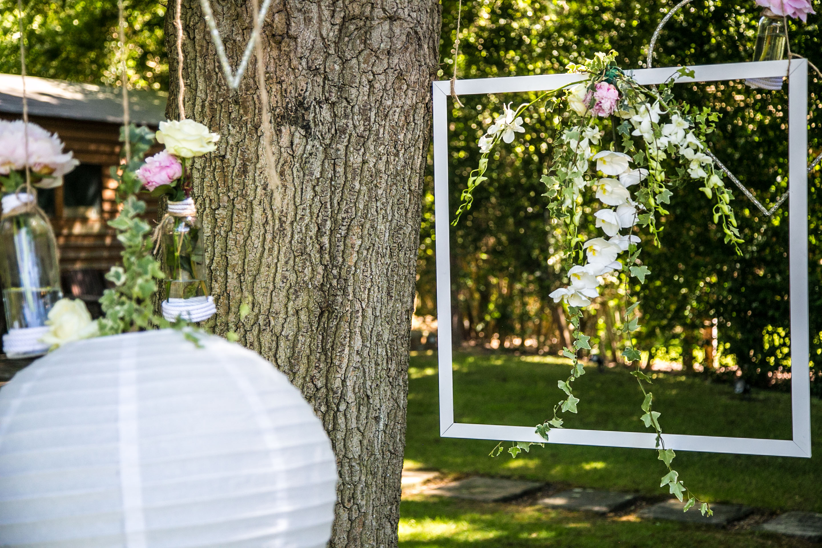 Outdoor Ceremony's Design